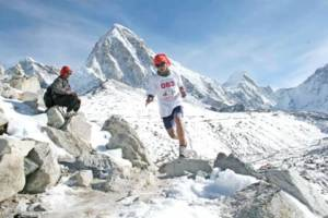 International Tenzing- Hillary Everest Marathon in Nepal