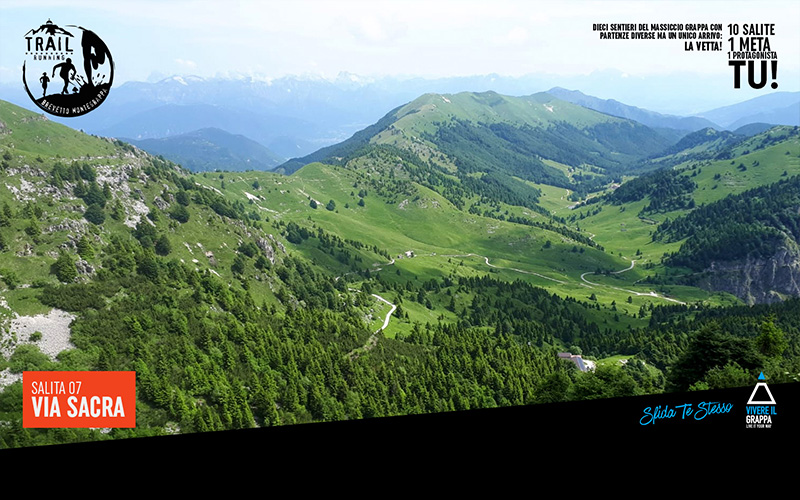 Brevetto Trail Running Monte Grappa - Trailrunning