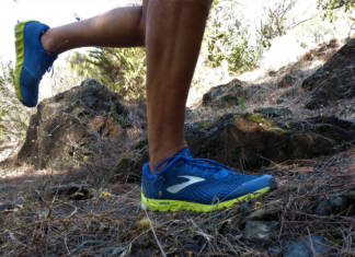 Brooks PureGrit 7, Trailrunning