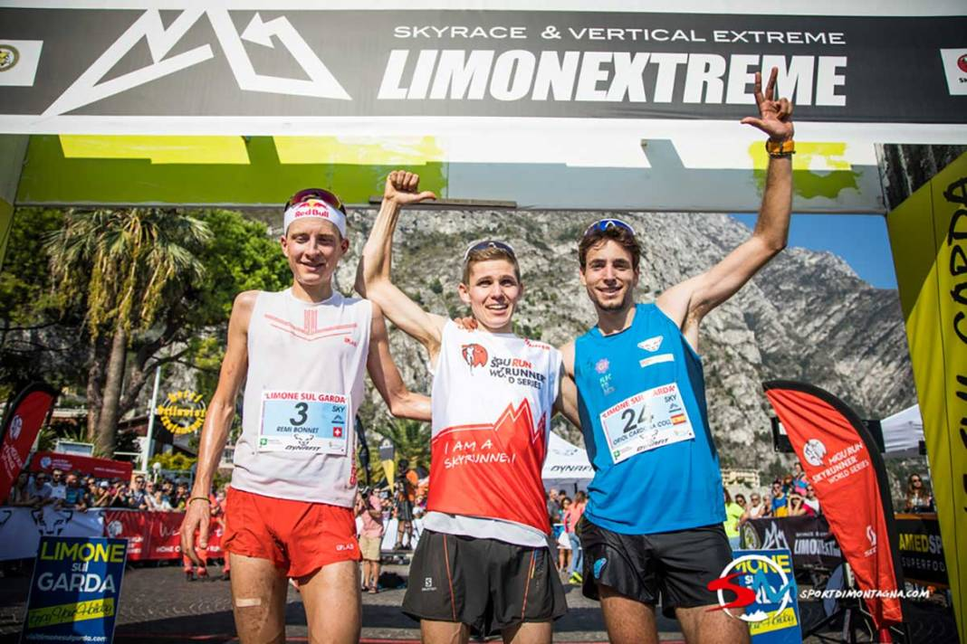 LIMONE SKYRUNNING EXTREME 2018 – MIGU RUN SKYRUNNER® WORLD SERIES FINAL