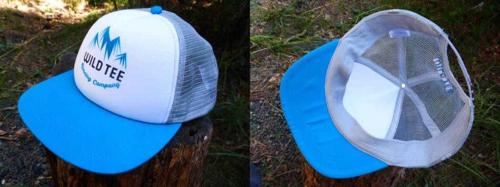 WildTee Trucker Tech Hat