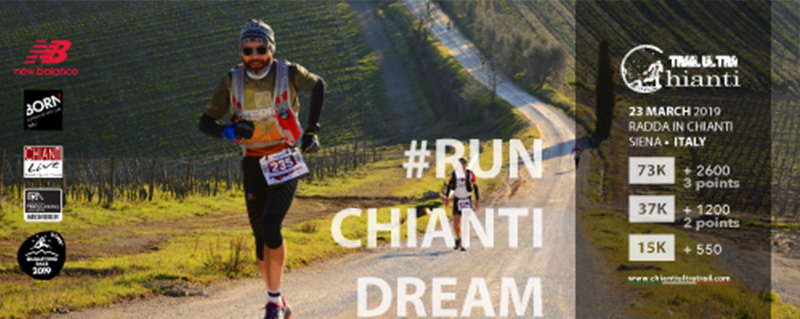 Chianti Trail Ultra - Trailrunning
