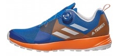 Adidas Terrex Two Boa - 320gr - 28/22mm - Suola Continental