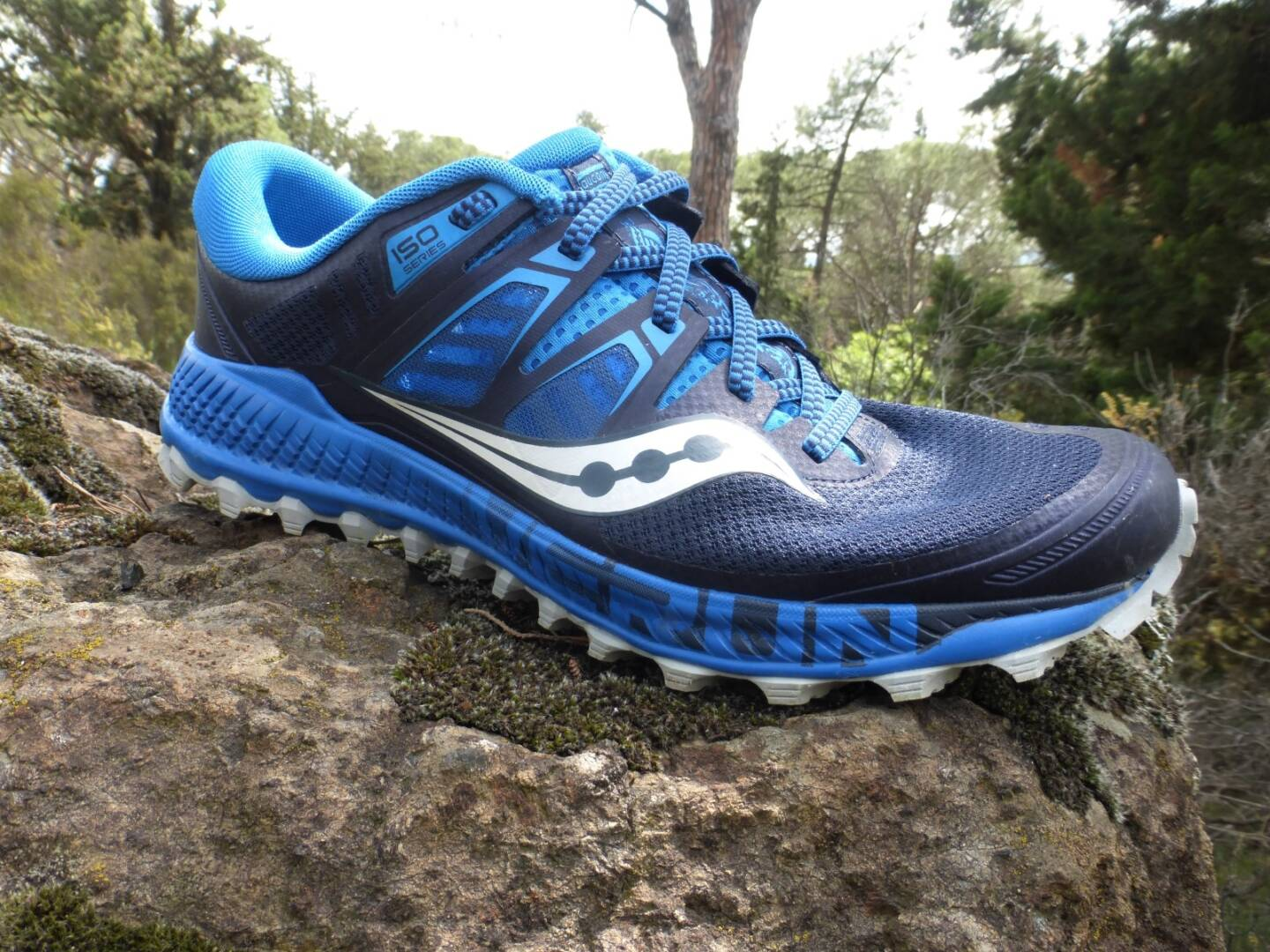 uk availability d084e 6f21f Saucony Peregrine Iso | Trail Running