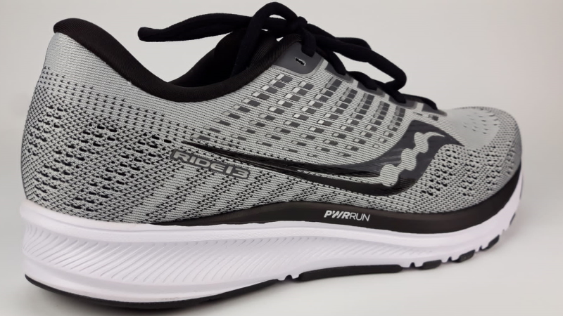 Saucony Ride 13 intersuola PWRRUN