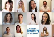 RUN HAPPY TEAM 2021